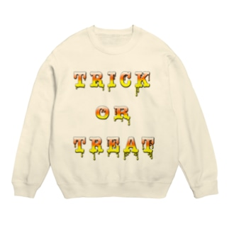 Candy Cone Trick or Treat Sweats