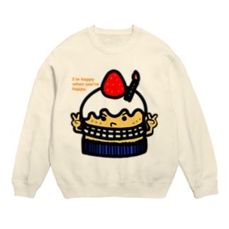 プレゼントケーキ スウェット