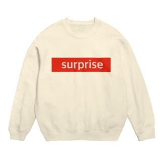 surprise Sweats