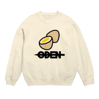 ODENの煮卵 スウェット