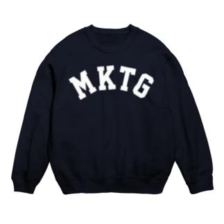 MKTG(白) Sweats