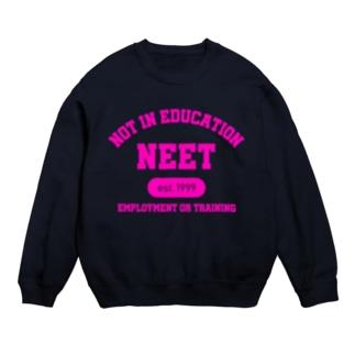 NEET(ピンク) Sweats