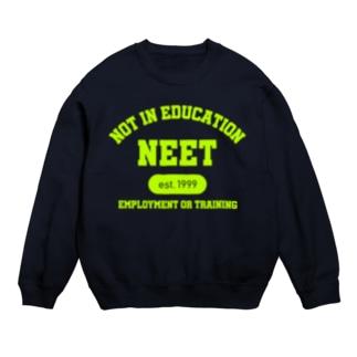 NEET(ライムグリーン) Sweats