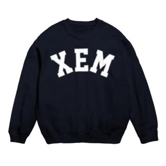 XEM(白) Sweats