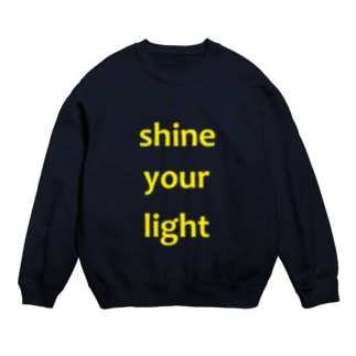 shine your light Sweats