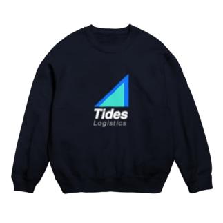 TidesLogistics社公式グッズ スウェット