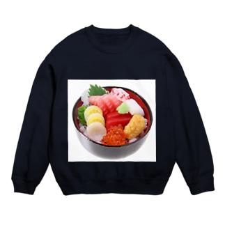 海鮮丼 Sweats