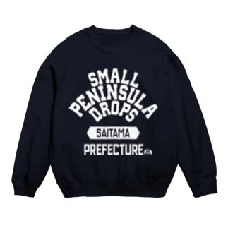 埼玉県 SMALL PENINSULA DROPS Sweats