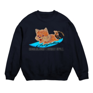 REGALIA dog surf Sweats