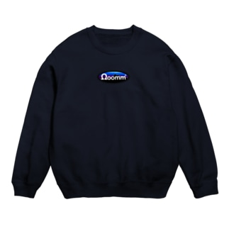 ooomm BASIC  logo sweat Sweats