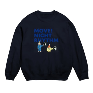 MOVE! NIGHT RHYTHM Sweat, Foodie & Tee Sweats