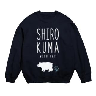 SHIROKUMA スウェット