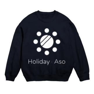 Holiday×Aso Sweats