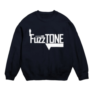 FuzzTONE -white- Sweats