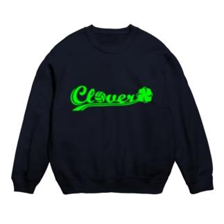 Clover ライトグリーン スウェット