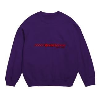 DYMT 17aw 赤黒 Sweats