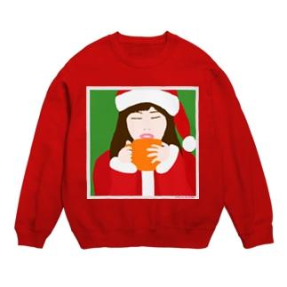 Santa Girl Sweats