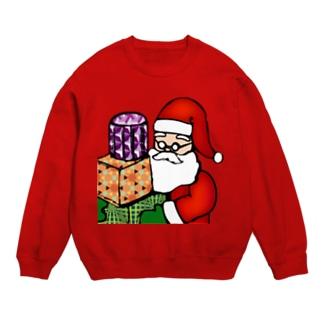 Logic RockStar ICON  Santa Sweats