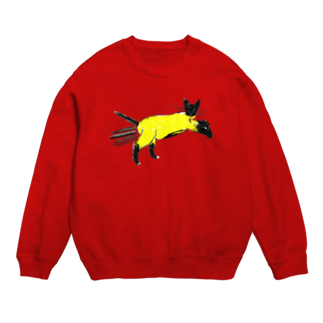 horimotoxxyukiのflying cat Sweats
