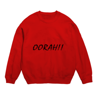 EAA!! Official Store - EAA!! 公式ストアのOorah!!スウェット