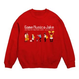 Game Musica Jake メインイラスト Sweats