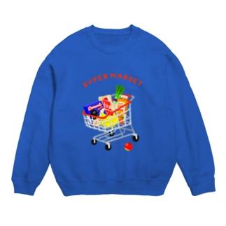 スーパーマーケット(カート) Sweats