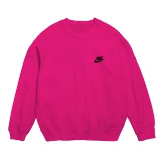 ピンクでキュートなスウェット Sweats