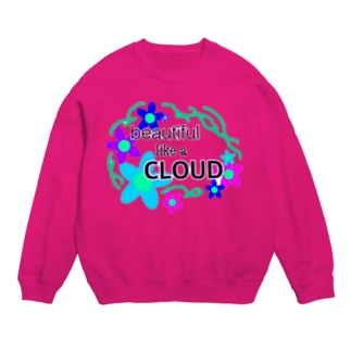 CLOUDS ss1 スウェット