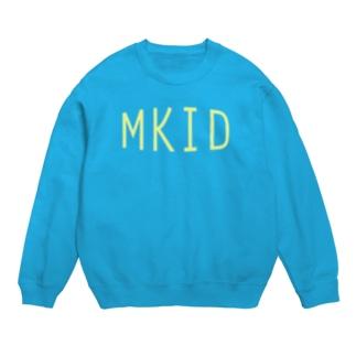モダン系MKID Sweats