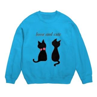 love cat Sweats