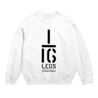 LEGS_B スウェット