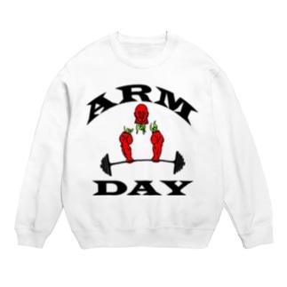 腕の日 GYM Sweats