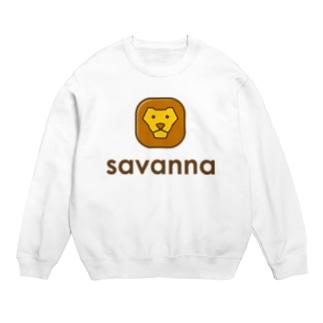 savanna スウェット