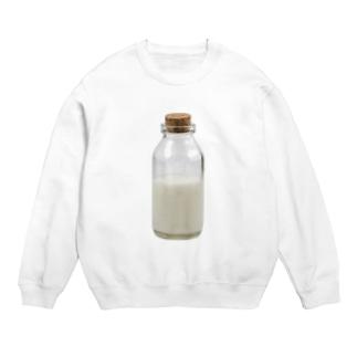 可愛いミルクボトル♡ スウェット
