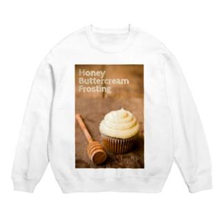 バタークリームフロスティング!ホイップクリーム!生クリーム! スウェット
