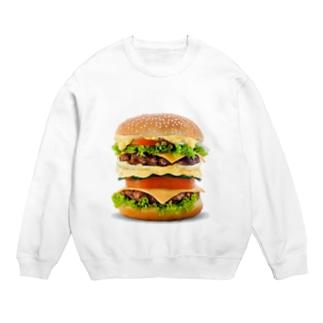 ハンバーガー!hamburger!バーガー! Sweats