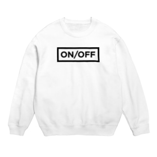 ON/OFF スウェット
