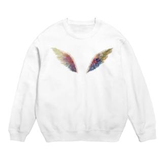 天使の羽 Sweats