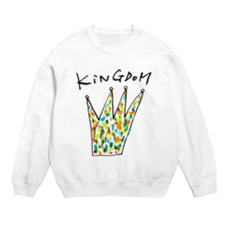 kingdom スウェット