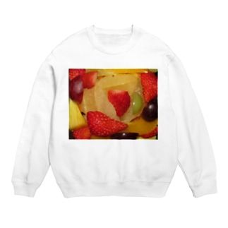 果物色々 スウェット