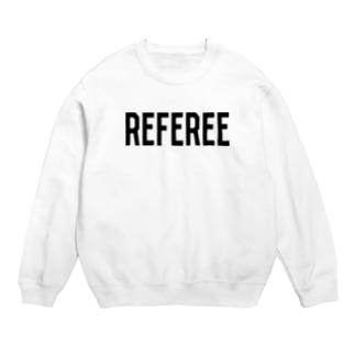 REFEREE レフェリーロゴ Sweats