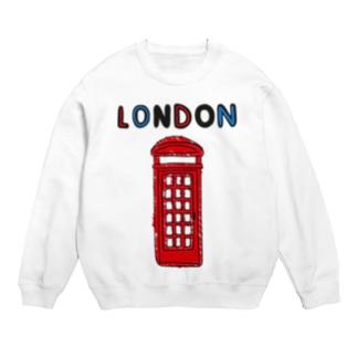 ロンドン電話ボックス Sweats