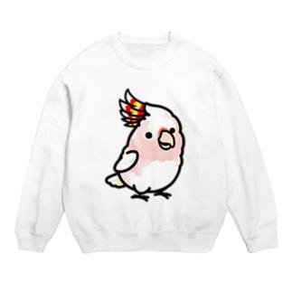 Chubby Bird クルマサカオウム Sweats