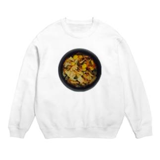 秋の炊き込みご飯 Sweats