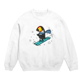 スキーヤー Sweats