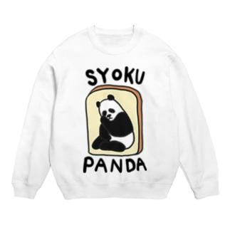 SYOKU PANDA スウェット