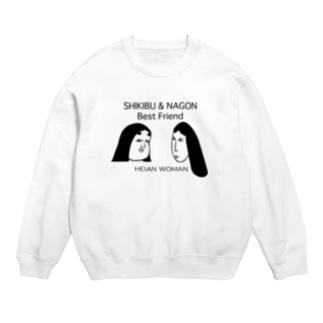 しきぶ&ナーゴン ベストフレンド Sweats