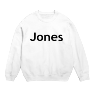 Jones スウェット