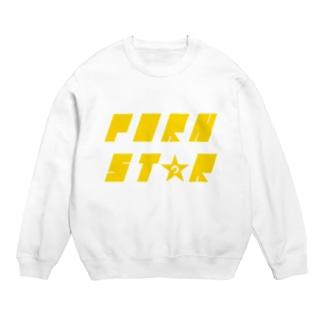 PORN STAR[ダサ→カッコロゴ] Sweats