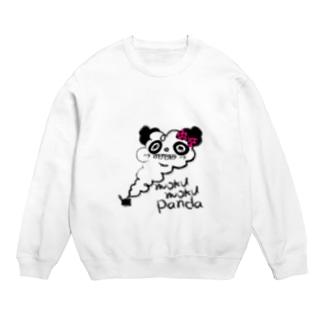 moku moku panda スウェット